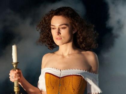Роль Анны Карениной исполнила Кира Найтли // kinopoisk.ru