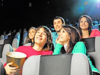 Зрители в кинотеатре // Shutterstock