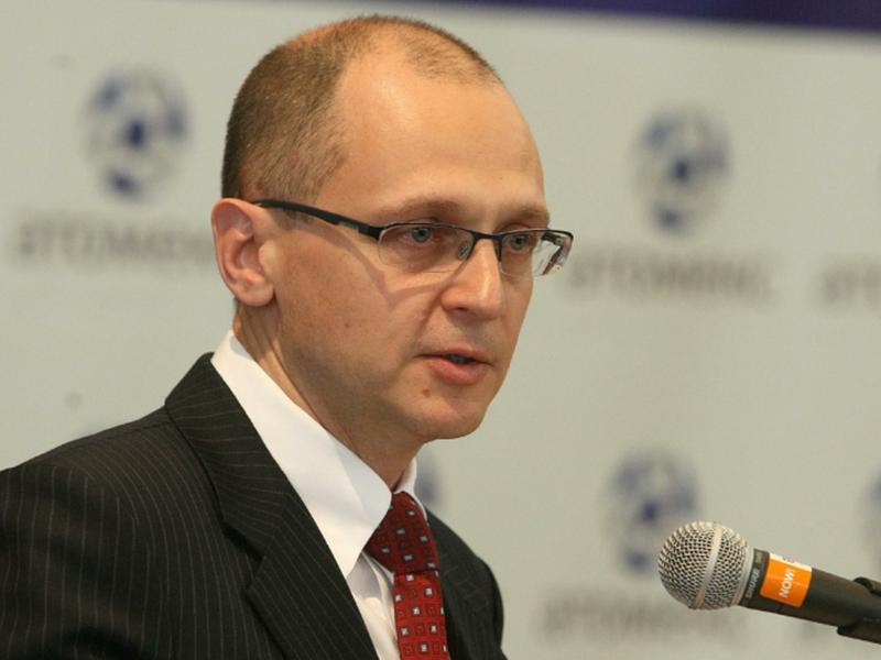 Сергей Кириенко //  Zamir Usmanov / Global Look Press