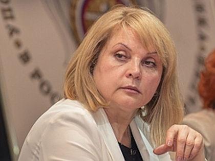 Элла Памфилова // ombudsmanrf.org