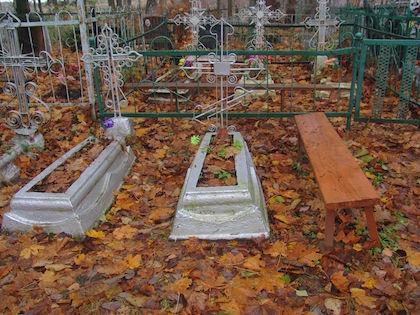 Специальная комиссия и суд должны признать могилу заброшенной //  Константин Кокошкин / Russian Look