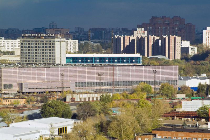 Загрязнение воздуха в Москве // Константин Кокошкин / Russian Look