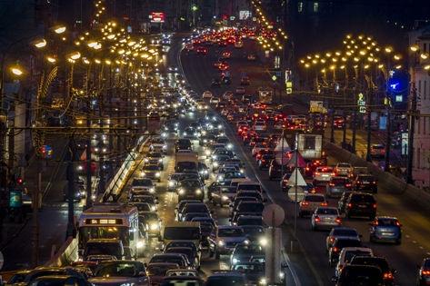 База водителей с противопоказаниями к вождению должна появиться в России к 2016 году // Konstantin Kokoshkin / Russian Look