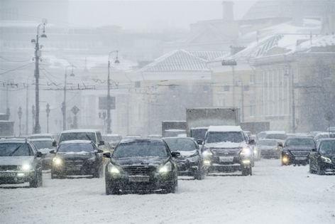 В столичном регионе в ближайшие дни синоптики прогнозируют резкое похолодание // Russian Look