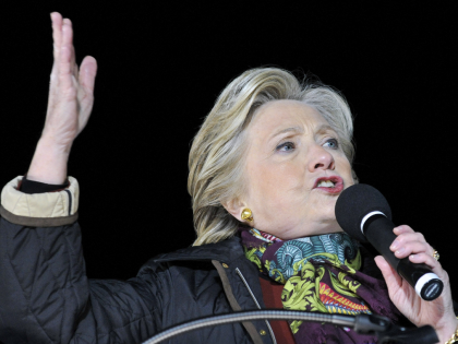 Хиллари Клинтон // Bastiaan Slabbers / Global Look Press