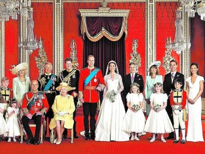 Королевская семья //