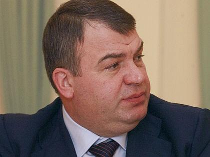 Анатолий Сердюков // Russian Look