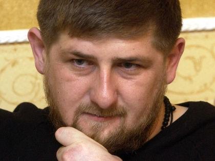 Глава Чечни Рамзан Кадыров // Russian Look