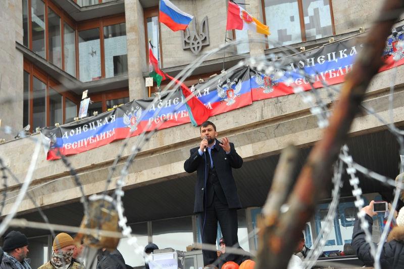 ДНР и ЛНР готовы остаться в Украине // Russian Look