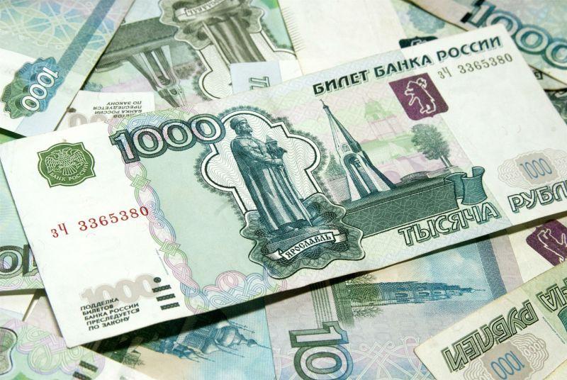 Рубль поднялся к доллару и евро // Сергей Ковалев / Russian Look