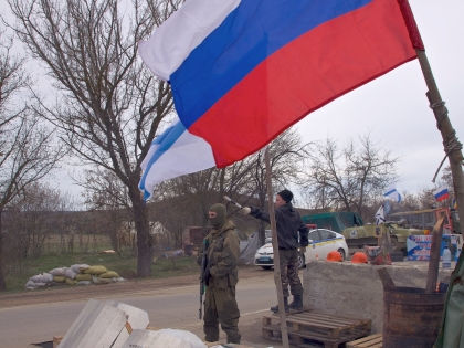 С момента крымской кампании прошел год // Alexei Boitsov / Russian Look