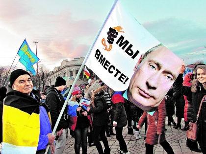 С нового года изобилие в Крыму прервалось // автора