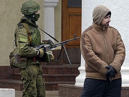 Военные в Крыму // Global Look