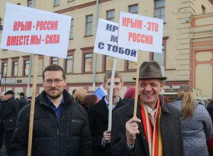 Поедут ли массово россияне жить и работать в Крым? // Zamir Usmanov/Global Look Press