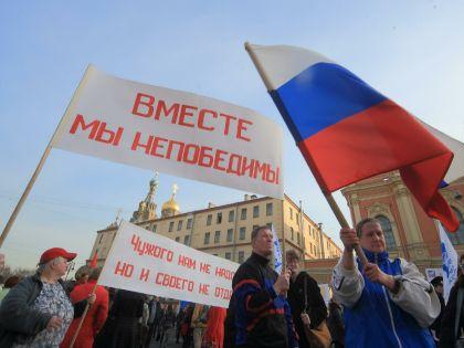 Сегодня России нужна монархия, заявил Сергей Аксенов // Zamir Usmanov / Global Look Press