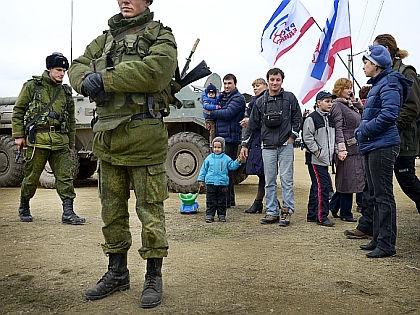 Ситуация в Крыму // Global Look