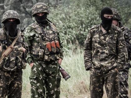 "Крымская ""самооборона"" // Global Look Press"