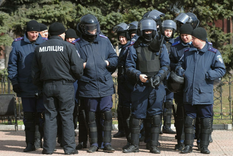 На Украине задержали россиян по подозрению в подготовке терактов // Sergey Kovalev / Russian Look