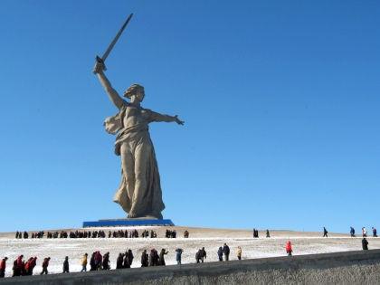 Мамаев курган // Russian Look