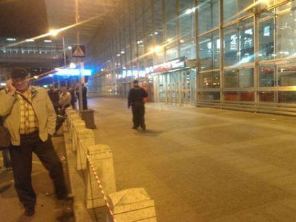 Здание Курского вокзала заблокировали вечером 28 сентября // Sobesednik.ru