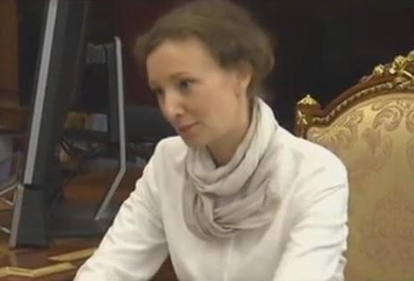 Анна Кузнецова // Стоп-кадр Youtube