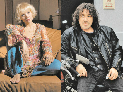 Валерия и Владимир Кузьмин // Global Look Press