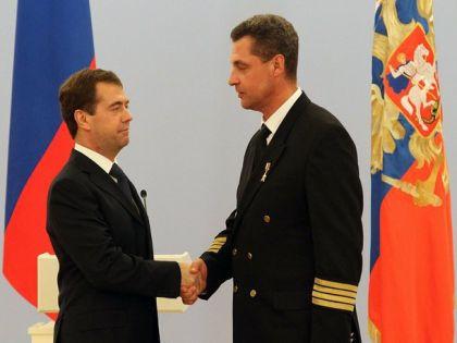 Дмитрий Медведев и Алексей Ламанов // kremlin.ru