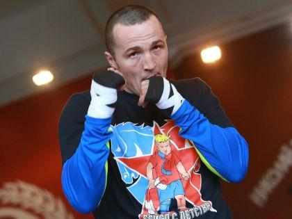 Как ранее сообщали СМИ, боксер Денис Лебедев сейчас якобы госпитализирован // Dmitry Golubovich / Russian Look