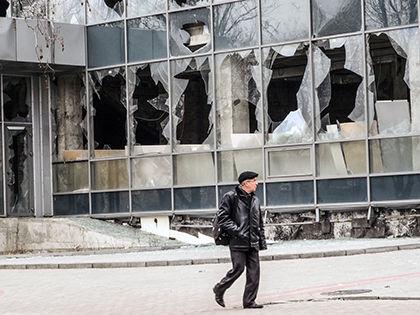 Ситуацию на востоке Украины представитель ООН назвал «очень тревожной» // Игорь Головнев / Global Look Press