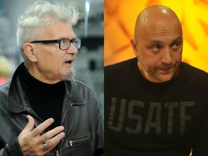 Эдуард Лимонов и Захар Прилепин // Global Look Press