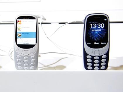 По словам представителей компании HMD Global, поступления Nokia 3310 в российские магазины стоит ждать во втором квартале этого года // Lino De Vallier / Global Look Press