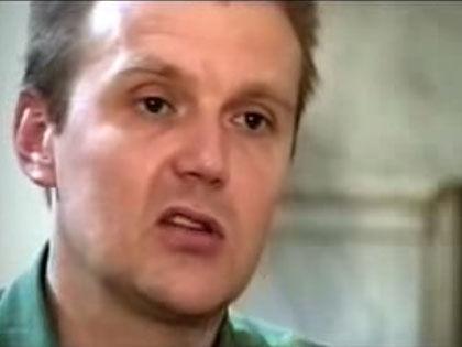 Александр Литвиненко // Кадр Youtube