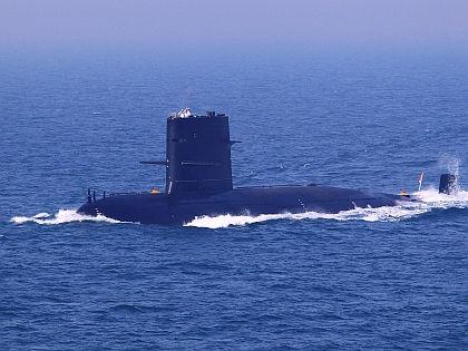 Подводная лодка // Zha Chunming/Global Look