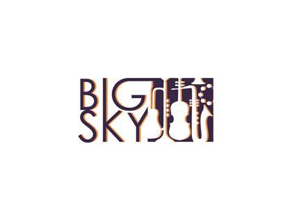 Big Sky // фрагмент афиши