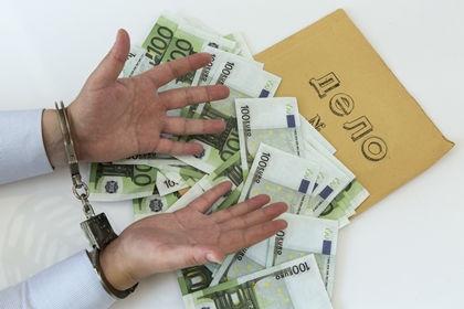 Сотрудники СКР получили 500 тысяч евро от соратника Шакро // Global Look Press / Гингазов Николай