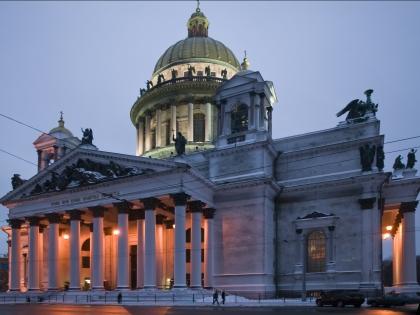 Исаакиевский собор в Санкт-Петербурге // Семен Лиходеев / Global Look Press
