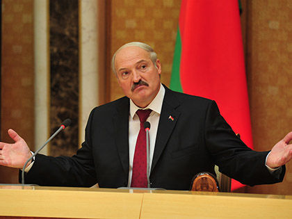 О необходимости перейти на валютные расчёты с Россией Александр Лукашенко заявил в декабре 2014 г. // Russian Look