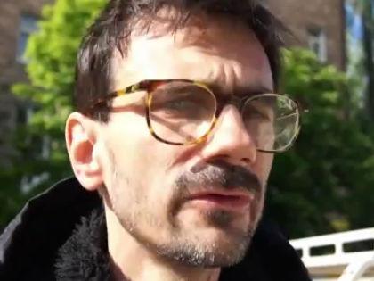 Андрей Лунёв сотрудничает с телеканалом «Звезда» с начала конфликта в Донбассе // Кадр YouTube