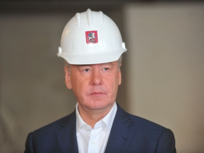 """Сергей Собянин проинспектировал парк """"Зарядье"""""""