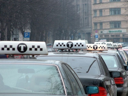 Услуги «каршеринга» будут стоить в 1,5–2 раза дешевле такси // Виктор Лисицын / Russian Look