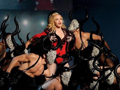 Отар Кушанашвили: Новый альбом Мадонны – дайджест для начинающих диджеев // Global Look Press