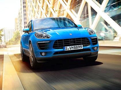 Porsche Macan // porsche.com