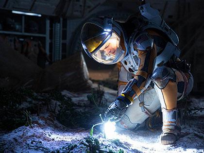 Кадр из фильма «Марсианин» // GLOBAL LOOK Press