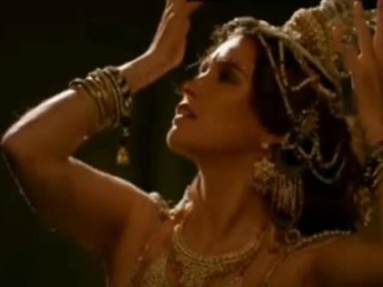 Ваина Джоканте в роли Маты Хари в одноименном сериале Первого канала // Стоп-кадр YouTube