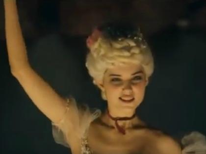 «Матильда» – высокобюджетный фильм (25 млн долларов), его выход в прокат планируется в ноябре 2017 года // Стоп-кадр YouTube