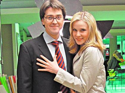 Денис Матросов и Мария Куликова // архив редакции