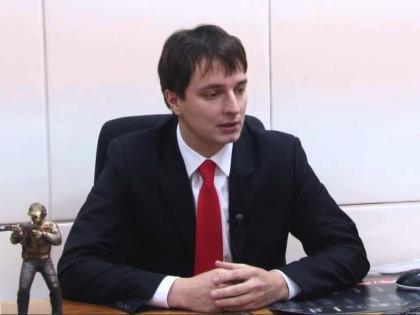 Алексей Рогозин // Стоп-кадр YouTube