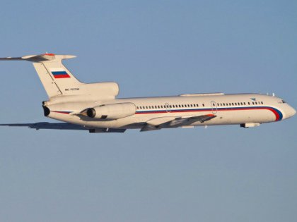 1 июня Минобороны объявило об окончании расследования крушения Ту-154 над Черным морем в декабре 2016 года // Стоп-кадр YouTube