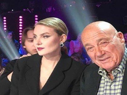 Владимир Познер и Рената Литвинова // Стоп-кадр YouTube
