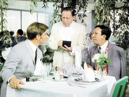 «Бриллиантовая рука» – одна из самых любимых советских комедий // Стоп-кадр YouTube